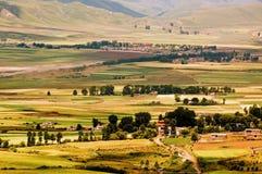 Estate del Tibet Fotografie Stock Libere da Diritti
