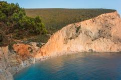 Estate delle Isole Ionie Fotografia Stock