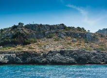 Estate delle Isole Ionie Immagini Stock Libere da Diritti