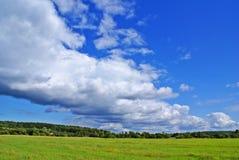 estate di paesaggio di d Fotografia Stock