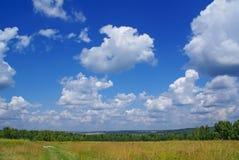 estate di paesaggio di h Immagine Stock