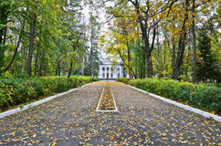 Estate Ershovo Zvenigorod, Royalty Free Stock Images