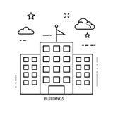 Estate royalty free illustration
