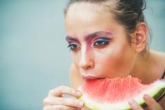 Estate, frutta, stagione del raccolto fotografia stock libera da diritti