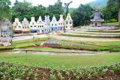 Estate and garden Stock Photo