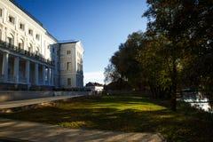 The estate of the Goncharov in Polotnyanyy Zavod. royalty free stock photos