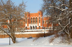 Estate of Marfino in Moscow, Russia Stock Photo