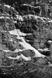 Estate nelle montagne svizzere - alpi di Bernese Immagini Stock