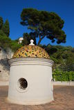 Estate in Nizza, Francia Fotografie Stock Libere da Diritti