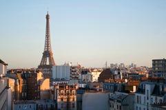 Estate a Parigi Fotografia Stock