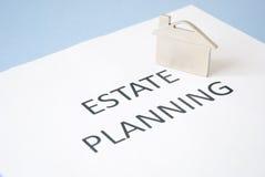 Estate planning Royalty Free Stock Image
