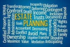 Estate Planning vector illustration