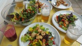 Estate Salat Immagini Stock Libere da Diritti