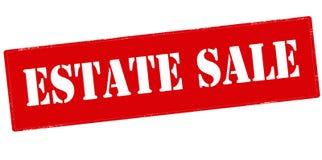Estate sale Royalty Free Stock Image
