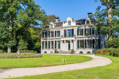Estate Schaep en Burgh in 's Graveland, Netherlands Royalty Free Stock Images