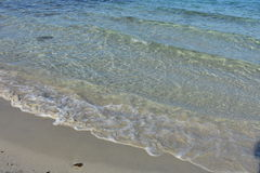 Estate sull'isola della Sardegna Fotografia Stock Libera da Diritti