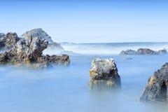 Estate sulla costa fotografia stock