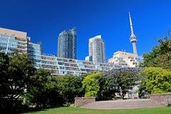 Estate a Toronto Immagini Stock
