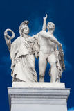 Estatua Fotos de archivo