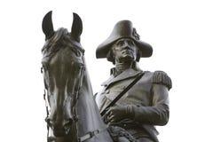 Estatua 5 de George Washington Imágenes de archivo libres de regalías