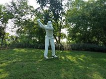 estatua Fotografía de archivo
