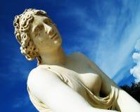 Estatua antigua Fotografía de archivo