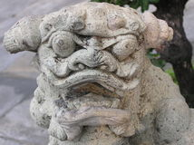 Estatua antigua imagen de archivo