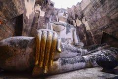 Estatua antigua de Buddha Imágenes de archivo libres de regalías