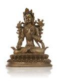 Estatua asiática de la diosa Imagen de archivo libre de regalías