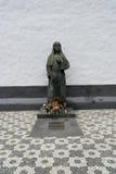 Estatua, Azores, Portugal Foto de archivo