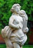 Estatua barroca Fotos de archivo