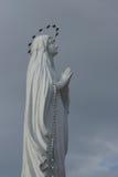 Estatua bendecida de Maria de Virgen imagen de archivo libre de regalías
