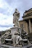 Estatua Berlín, Alemania Foto de archivo