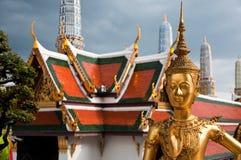 Estatua budista Imagen de archivo