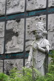 Estatua budista Fotos de archivo