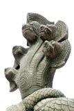 Estatua camboyana Imagen de archivo libre de regalías