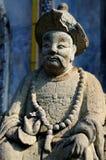 Estatua china Imagen de archivo libre de regalías