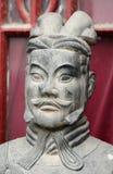Estatua china antigua Fotografía de archivo libre de regalías