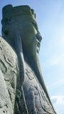 Estatua china antigua Foto de archivo