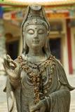 Estatua china de la diosa imagen de archivo libre de regalías