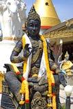 Estatua china del templo Fotos de archivo