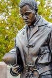 Estatua conmemorativa Kansas City del bombero Imagenes de archivo