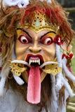 Estatua construida para el desfile de Ngrupuk, que de Ogoh-ogoh ocurre en incluso del día de Nyepi en la isla de Bali, Indonesia Fotografía de archivo libre de regalías