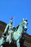 Estatua de Albert Prince Consort, Liverpool Imagen de archivo
