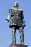 Estatua de Alejandro II, Helsinki Fotografía de archivo