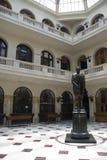Estatua de Artigas, Montevideo Imagen de archivo libre de regalías