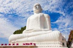 Estatua de Bahirawakanda Vihara Buda Fotos de archivo libres de regalías