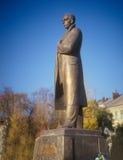 Estatua de Bandera. Imagenes de archivo