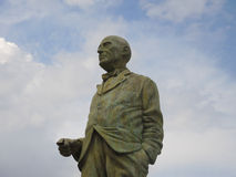 Estatua de Benito Quinquela Martin. Imagen de archivo libre de regalías