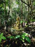 Estatua de Bhadda Fotografía de archivo libre de regalías